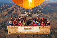20150730 July 30 Hot Air Balloon Gold Coast