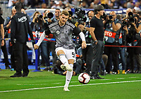 Timo Werner (Deutschland Germany)- 16.10.2018: Frankreich vs. Deutschland, 4. Spieltag UEFA Nations League, Stade de France, DISCLAIMER: DFB regulations prohibit any use of photographs as image sequences and/or quasi-video.