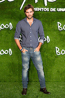 "Angel Caballero attend the photocall of the Premiere of the movie ""Boyhood"" at the Cineteca in Madrid, Spain. September 09, 2014. (ALTERPHOTOS/Carlos Dafonte)"