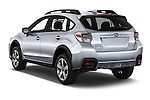 Car pictures of rear three quarter view of 2016 Subaru Crosstrek Hybrid-Touring 5 Door SUV Angular Rear