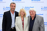 LOS ANGELES - MAY 15: Liev Schreiber, Ilene Graff, Ben Lanzarone at The Actors Fund's Edwin Forrest Day celebration at a private residence on May 15, 2016 in Sherman Oaks, California