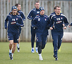 260109 Rangers training