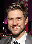 Aaron Tveit attends the Dramatists Guild Fund Gala 'Great Writers Thank Their Lucky Stars : The Presidential Edition' at Gotham Hall on November 7, 2016 in New York City.