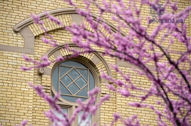 May 5, 2015; Washington Hall. (Photo by Barbara Johnston/University of Notre Dame)