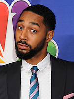 NEW YORK CITY, NY, USA - MAY 12: Tone Bell at the 2014 NBC Upfront Presentation held at the Jacob K. Javits Convention Center on May 12, 2014 in New York City, New York, United States. (Photo by Celebrity Monitor)
