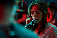 A Star Is Born (2018)<br /> Lady Gaga <br /> *Filmstill - Editorial Use Only*<br /> CAP/MFS<br /> Image supplied by Capital Pictures