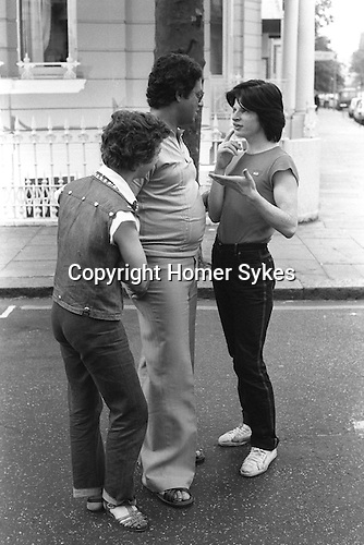 Earls Court, London. 1977<br />