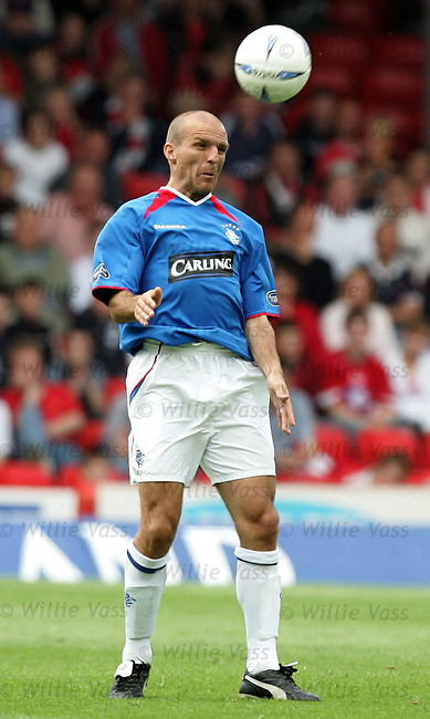 Alex Rae, Rangers.stock season 2004-2005.pic willie vass
