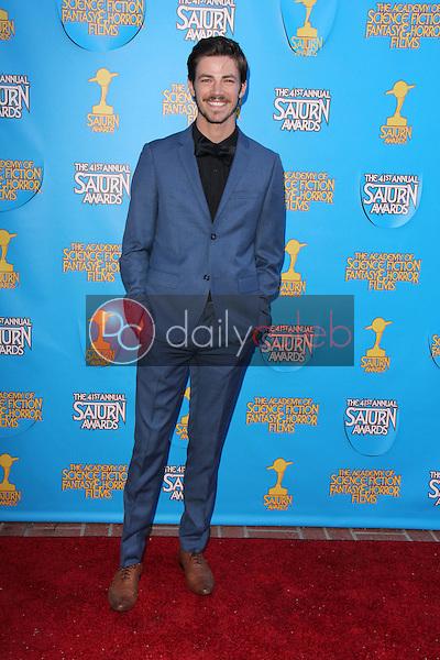 Grant Gustin<br /> at the 41st Annual Saturn Awards, The Castaway, Burbank, CA 06-25-15<br /> David Edwards/Dailyceleb.com 818-249-4998