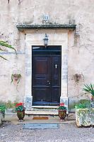 Mas de Perry, Mas Nicot. Terrasses de Larzac. Languedoc. France. Europe.