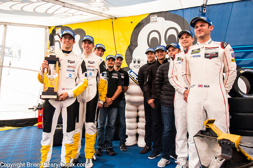 24 Hours of Le Mans, June 2015.  (Photo by Brian Cleary/www.bcpix.com)
