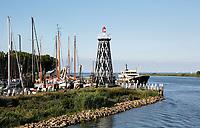 Nederland  Enkhuizen- 2017.  De haven van Enkhuizen.   Foto Berlinda van Dam / Hollandse Hoogte