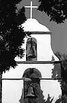 Mission bells and cross State of California, Black and White Photographs, Black &amp; White Photo's,art photographs, black &amp; white photography, fine art images, landscape photos, fine art photographer, fine-art photographer, photographer, photography galleries, photographic art<br /> black and white prints, photographs, photograph, photo art, portrait photographers, portrait photography, prints, wildlife photography,Black and White Photo's, Black and White Pictures, Fine Art Photography by Ron Bennett, Fine Art, Fine Art photography, Art Photography, Copyright RonBennettPhotography.com &copy;