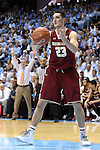 18 January 2014: Boston College's Alex Dragicevich. The University of North Carolina Tar Heels played the Boston College Eagles in an NCAA Division I Men's basketball game at the Dean E. Smith Center in Chapel Hill, North Carolina. UNC won the game 82-71.