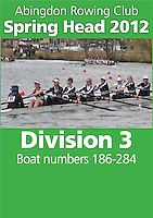Abingdon Spring Head 2012-Div03