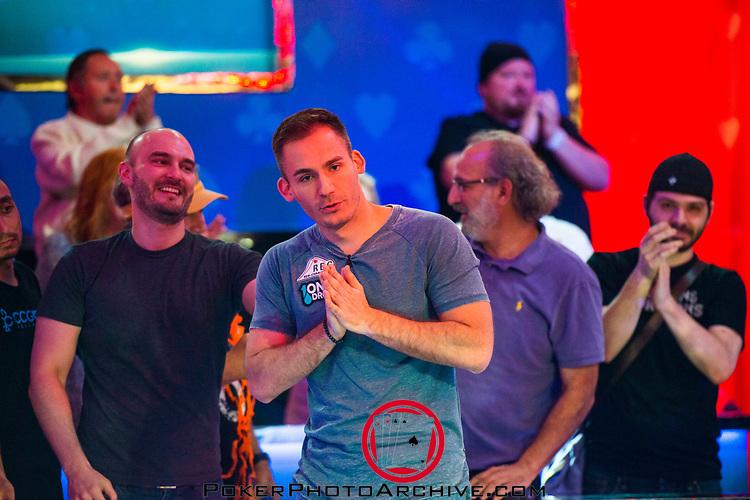One Drop Champion Justin Bonomo