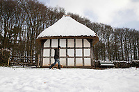 Weather - St Fagans National Museum of History in Cardiff - 01.02.2019