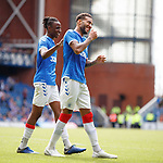 14.07.2019: Rangers v Marseille: Connor Goldson celebrates his goal