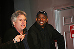 All My Children's Michael E. Knight & Darnell WIlliams came to see fans on November 21, 2009 at Uncle Vinnie's Comedy Club at The Lane Theatre in Staten Island, NY for a VIP Meet and Greet for photos, autographs and a Q & A on stage. (Photo by Sue Coflikn/Max Photos)