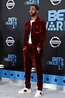 LOS ANGELES - JUN 25:  Big Sean at the BET Awards 2017 at the Microsoft Theater on June 25, 2017 in Los Angeles, CA