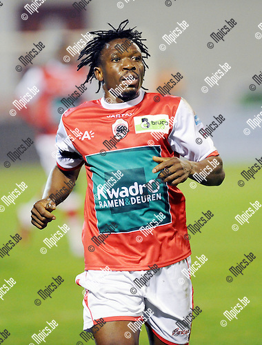 2012-03-03 / Voetbal / seizoen 2011-2012 / R. Antwerp fC / Justice Wamfor..Foto: Mpics.be