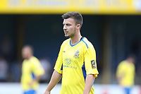 Darren Foxley of St Albans during St Albans City vs Stevenage, Friendly Match Football at Clarence Park on 13th July 2019