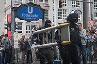 15-06-19 SEK-Einsatz U-Bhf. Kochstraße