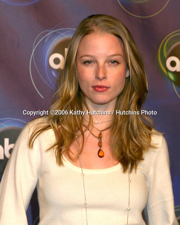 Rachel Nichols.ABC TV TCA Party.The Wind Tunnel.Pasadena, CA.January 21, 2006.©2006 Kathy Hutchins / Hutchins Photo....