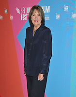 "LONDON, ENGLAND - OCTOBER 08: Dame Penelope Wilton at the BFI London Film Festival ""Eternal Beauty"" Dare screening, BFI Southbank, Belvedere Road on Tuesday 08 October 2019 in London, England, UK. <br /> CAP/CAN<br /> ©CAN/Capital Pictures"