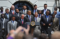 2013 White House Visit