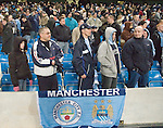 Manchester City 1 West Ham United 2, 20/03/2006. City of Manchester Stadium, FA Cup 6th Round. Photo by Paul Thompson.
