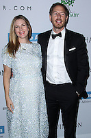 CULVER CITY, CA - NOVEMBER 09: Actress Drew Barrymore and husband Will Kopelman arrive at the 2nd Annual Baby2Baby Gala held at The Book Bindery on November 9, 2013 in Culver City, California. (Photo by Xavier Collin/Celebrity Monitor)