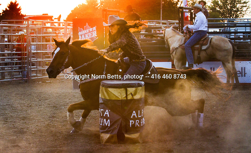 Pain Court, Ontario, Canada, the Ultimate Rodeo Tour stop 29June, 2012