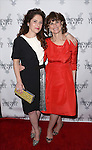 Amanda Lipitz and Margo Lion attends 2015 Vineyard Theatre Gala honoring Margo Lion at Edison Ballroom on March 30, 2015 in New York City.