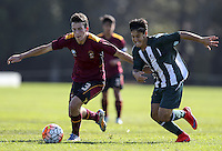 160507 Auckland College Football - Kings College v Pakuranga College 1st XI
