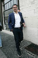 GIUSEPPE SCOPELLITI GOVERNATORE DELLA REGIONE CALABRIA.Roma 01/07/2011 Consiglio Nazionale del PDL..Photo Samantha Zucchi Insidefoto