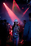 Young Pakistanis at a dance club in Karachi - a thriving pop music and youth culture scene, influenced by a new generation of Pakistanis who are studying, working and living abroad, is one of the most obvious examples of the social and cultural changes taking place in the country.