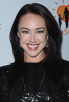 "WEST HOLLYWOOD, CA - APRIL 14:  Lindsey McKeon at the ""Road to Hope"" charity event at Bootsy Bellows on April 14, 2014 in West Hollywood, California. (Photo by PGSK/Starlitepics.)"