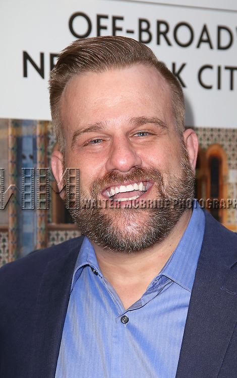 Stephen Wallem attends the Broadway Opening Night performance of 'The Father'  at The Samuel J. Friedman Theatre on April  14, 2016 in New York City.