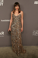 06 February 2019 - New York, NY - Milla Jovovich. 21st Annual amfAR Gala New York benefit for AIDS research during New York Fashion Week held at Cipriani Wall Street.  <br /> CAP/ADM/DW<br /> &copy;DW/ADM/Capital Pictures
