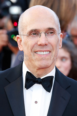 "Jeffrey Katzenberg at the ""Okja"" premiere during the 70th Cannes Film Festival at the Palais des Festivals on May 19, 2017 in Cannes, France. (c) John Rasimus /MediaPunch ***FRANCE, SWEDEN, NORWAY, DENARK, FINLAND, USA, CZECH REPUBLIC, SOUTH AMERICA ONLY***"