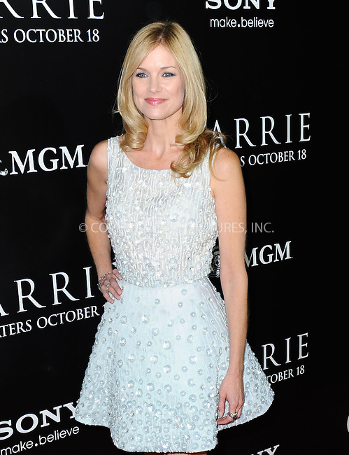 WWW.ACEPIXS.COM<br /> <br /> October 7 2013, LA<br /> <br /> Cynthia Preston arrives at the premiere of  'Carrie' at ArcLight Cinemas on October 7, 2013 in Hollywood, California.<br /> <br /> By Line: Peter West/ACE Pictures<br /> <br /> <br /> ACE Pictures, Inc.<br /> tel: 646 769 0430<br /> Email: info@acepixs.com<br /> www.acepixs.com