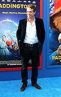 6 January 2018 - Los Angeles, California - Hugh Grant. &ldquo;Paddington 2&rdquo; L.A. Premiere held at the Regency Village Theatre.  <br /> CAP/ADM<br /> &copy;ADM/Capital Pictures