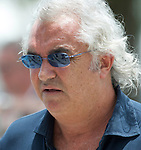 02 Apr 2009, Kuala Lumpur, Malaysia ---    ING Renault F1 Team's Flavio Briatore of Italy during the 2009 Fia Formula One Malasyan Grand Prix at the Sepang circuit near Kuala Lumpur. Photo by Victor Fraile --- Image by © Victor Fraile / The Power of Sport Images