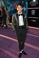 Win Morisaki at the premiere for &quot;Ready Player One&quot; at The Dolby Theatre, Los Angeles, USA 26 March 2018<br /> Picture: Paul Smith/Featureflash/SilverHub 0208 004 5359 sales@silverhubmedia.com