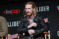 NEW YORK, NY - OCTOBER 7: Austin Amelio at AMC's The Walking Dead panel at New York Comic Con on October 7, 2017 in New York City.    <br /> CAP/MPI/DC<br /> &copy;DC/MPI/Capital Pictures