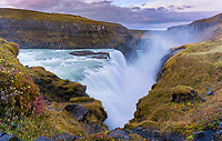 Gullfoss Autumn