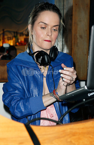 PHILADELPHIA, PA - MAY 15 :  Taryn Manning pictured DJing a Sunset Session at Stratus Rooftop Lounge in Philadelphia, Pa on May 15, 2016  photo credit  Star Shooter / MediaPunch