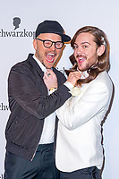 www.acepixs.com<br /> <br /> US and Canada Only<br /> <br /> Armin Morbach und Riccardo Simonetti attends the 120th anniversary celebration of Schwarzkopf at U3 subway tunnel Potsdamer Platz on February 8, 2018 in Berlin, Germany.<br /> <br /> By Line: Scoop/ACE Pictures<br /> <br /> <br /> ACE Pictures Inc<br /> Tel: 6467670430<br /> Email: info@acepixs.com<br /> www.acepixs.com