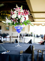 Mike and Liz wedding at Palos Verdes Golf Club in Palos Verdes Estates, Calif., on April 11, 2010..